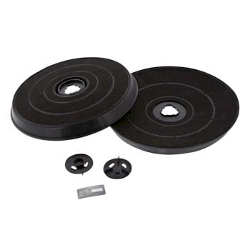 9029801264 Cooker hood carbon filter 23.3 cm
