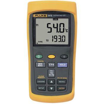 54-2 B Thermometer 2x -250...+1767 °c