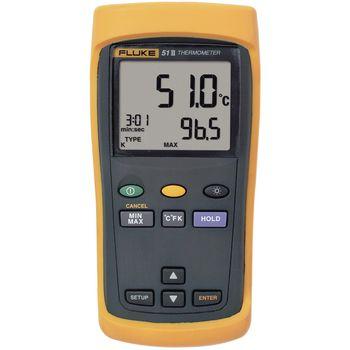 51 II Thermometer 1x -250...+1372 °c