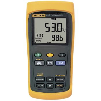 52 II Thermometer 2x -250...+1767 °c