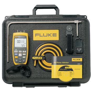 922/KIT Air flow meter-kit 1...80 m/s 0...99.999 m³/h 0...+50 °c