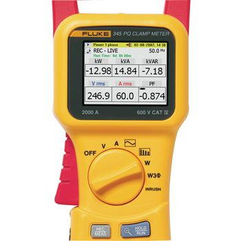345 Current clamp meter Product foto