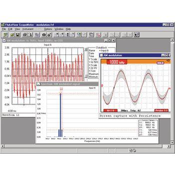 SW90W Software fluke view scopemeter