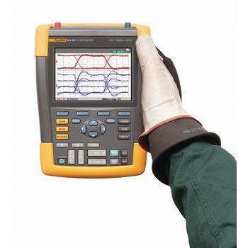 190-202/EU Handheld oscilloscope scopemeter 2x200 mhz 2.5 gs/s Product foto
