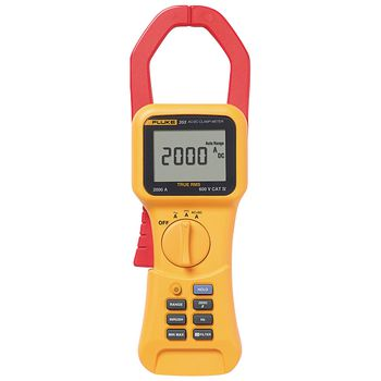 353 Current clamp meter, 1400 aac, 2000 adc, trms