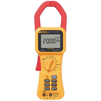 355 Current clamp meter, 1400 aac, 2000 adc, trms