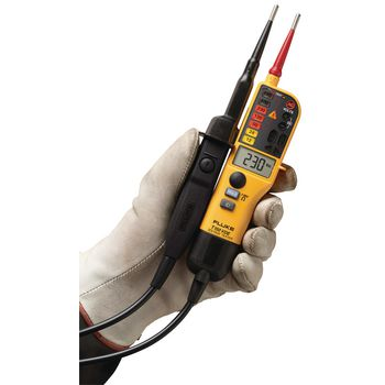 T150 Voltage and continuity checker 6...690 v ac/dc Product foto