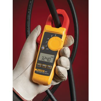 324 Current clamp meter, 400 aac, trms ac Product foto