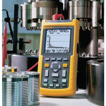 125/001 Handheld oscilloscope scopemeter 2x40 mhz 0.025 gs/s Product foto