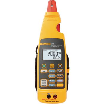 772 Current clamp meter 20.99 ma / 100 ma