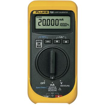 705 Current loop calibrator