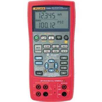 725EX Intrinsically safe process calibrator
