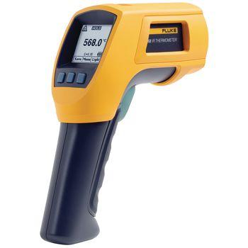 568 Thermometer ir+k -40...+800 °c