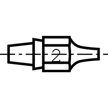 DX112 Desoldering nozzle Product foto