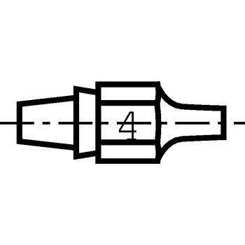 DX114 Desoldering nozzle Product foto