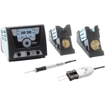 T0053422699 Soldering station set wx2021 200 w f (cee 7/4)