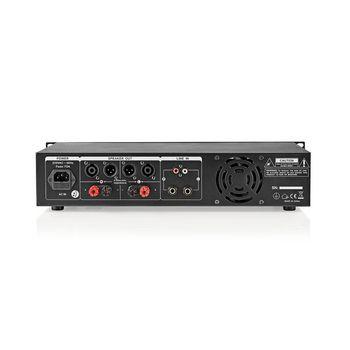 AAMP16110BK Pa-versterker | 480 w Product foto