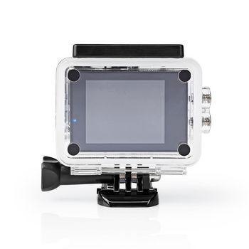 ACAM04BK Action cam | 720p@30fps | 5 mpixel | waterbestendig tot: 30.0 m | 90 min | mounts inbegrepen | zwart Product foto