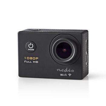 ACAM20BK Actioncam | full-hd 1080p | wi-fi | waterdichte behuizing Product foto
