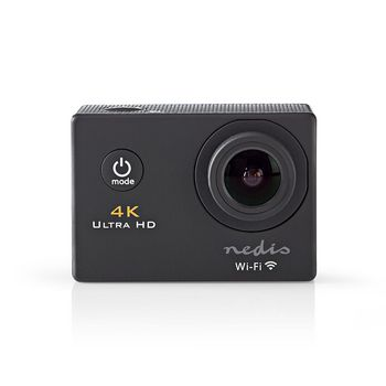 ACAM40BK Actioncam | ultra-hd 4k | wi-fi | waterdichte behuizing
