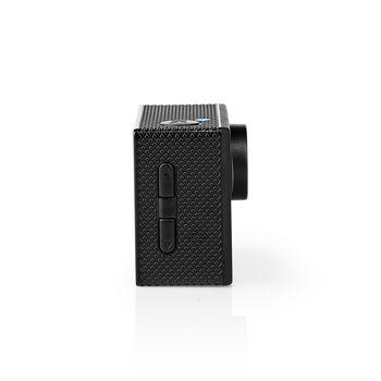ACAM61BK Action cam | 4k@60fps | 20 mpixel | waterbestendig tot: 30.0 m | 90 min | wi-fi | app beschikbaar vo Product foto