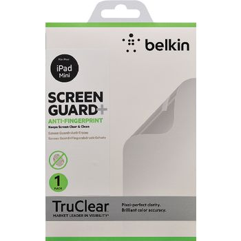 ACCBEL00606B Ultra-clear screenprotector apple ipad mini Verpakking foto