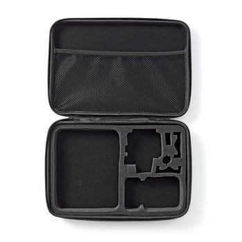 ACMK00 Bevestigingsset actiecamera | 12 mounts inbegrepen | reisetui In gebruik foto