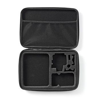 ACMK00 Bevestigingsset actiecamera | 12 mounts inbegrepen | reisetui Verpakking foto