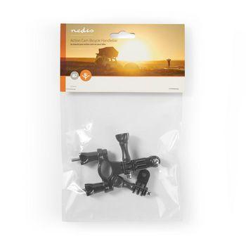 ACMK03 Bevestiging actiecamera | fietsstuur Verpakking foto