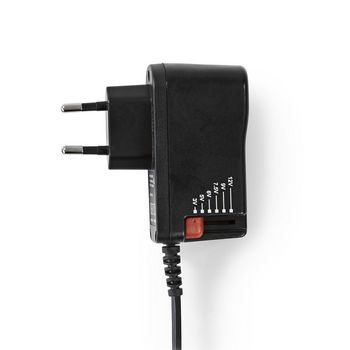 ACPA009 Universele ac-voedingsadapter | 3/4,5/6/7,5/9/12 v dc | 0,7 a - 1,5 a Product foto