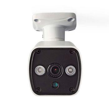 AHDCBW10WT Cctv-beveiligingscamera | bullet | hd | voor gebruik met analoge hd-dvr Product foto
