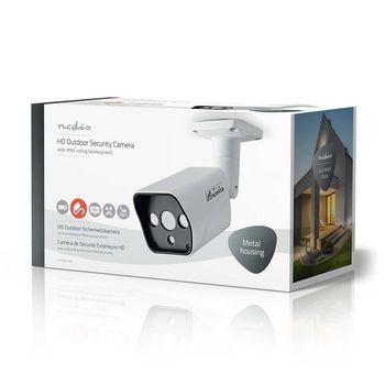 AHDCBW10WT Cctv-beveiligingscamera | bullet | hd | voor gebruik met analoge hd-dvr Verpakking foto
