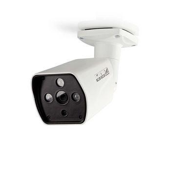 AHDCBW15WT Cctv-beveiligingscamera | bullet | full hd | voor gebruik met analoge hd-dvr
