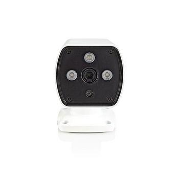 AHDCBW15WT Cctv-beveiligingscamera | bullet | full hd | voor gebruik met analoge hd-dvr Product foto