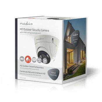 AHDCDW10WT Cctv-beveiligingscamera | dome | hd | voor gebruik met analoge hd-dvr Verpakking foto