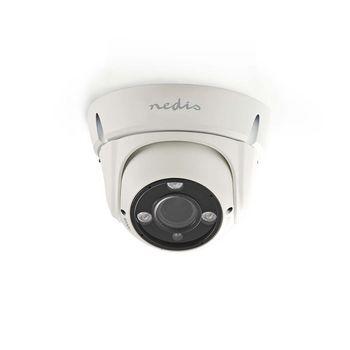 AHDCDW20WT Cctv-beveiligingscamera | dome | full hd | voor gebruik met analoge hd-dvr Product foto