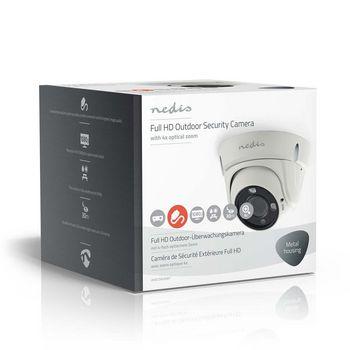 AHDCDW20WT Cctv-beveiligingscamera | dome | full hd | voor gebruik met analoge hd-dvr Verpakking foto