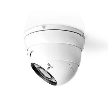 AHDCDW20WT Cctv-beveiligingscamera | maximale resolutie: full hd 1080p | nachtzicht: 30 m | netvoeding | beeld  Product foto