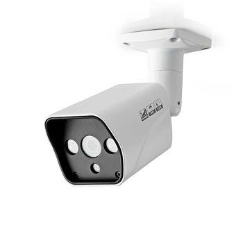 AHDS204CWT2 Cctv-beveiligingsrecorder, set | 2x camera\'s inbegrepen | full hd | inclusief 1 tb hdd In gebruik foto