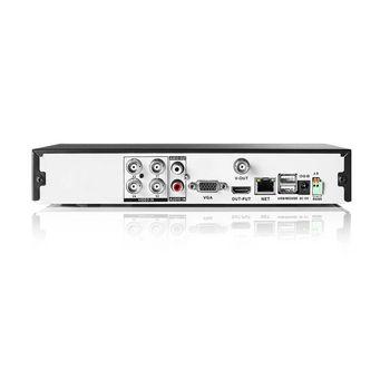 AHDS204CWT2 Cctv-beveiligingsrecorder, set | 2x camera\'s inbegrepen | full hd | inclusief 1 tb hdd Product foto