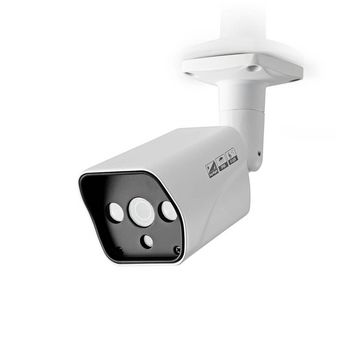 AHDS204CWT4 Cctv-beveiligingsrecorder, set | 4x camera\'s inbegrepen | full hd | inclusief 1 tb hdd In gebruik foto