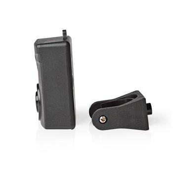 ALRMB10BK Fietsalarm   instelbare gevoeligheid   eenvoudig instelbaar   zwart Product foto