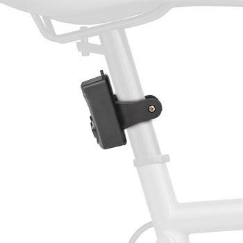 ALRMB10BK Fietsalarm | instelbare gevoeligheid | eenvoudig instelbaar | zwart Product foto