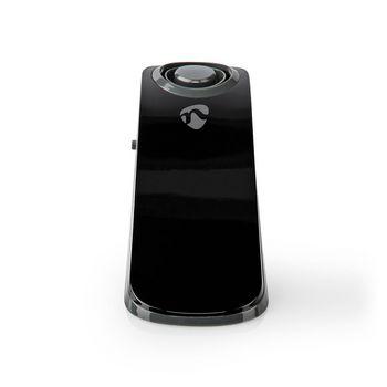 ALRMDW20BK Lichtgewicht deurstop met waterdetectie sensor en ingebouwde 85 db sirene Product foto