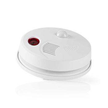 ALRMMC10WT Bewegingsalarm voor beveiliging | plafondbeugel | alarm/zoemer | op afstand in-/uitschakelen Product foto