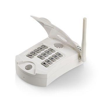 ALRMPD10WT2 Kiezer voor persoonlijk veiligheidsalarm | pstn | 3 programmeerbare nummers | werkt tot 60 m Product foto