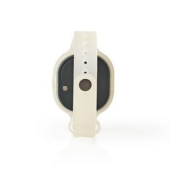 ALRMPW20AT Persoonlijk veiligheidsalarm | waterdicht | ontwerp met polsbandje | ≥ 85db-alarm | knipperend Product foto