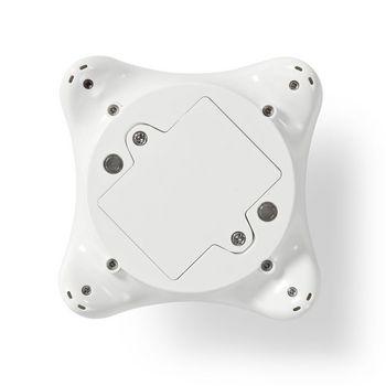 ALRMW10WT Waterlekkagedetector | geïntegreerde sirene | standalone | eenvoudig te installeren Product foto
