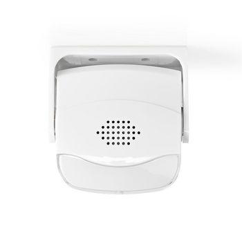 AMLRMMW40WT Toegangsmelder met bewegingssensor | muur- of plafondbeugel | deurbel