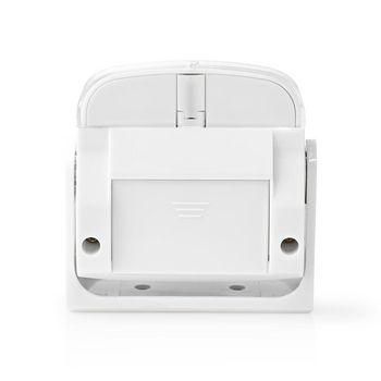 AMLRMMW40WT Toegangsmelder met bewegingssensor | muur- of plafondbeugel | deurbel Product foto
